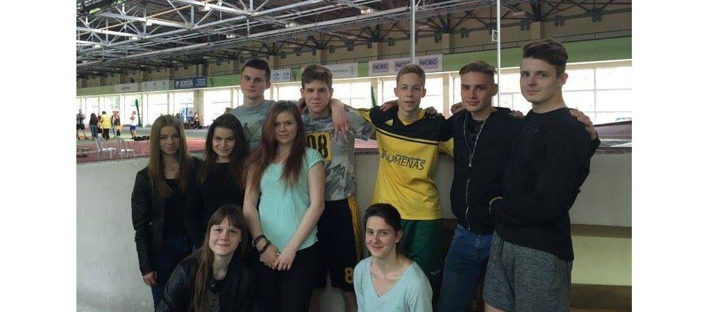 Vilniaus miesto gimnazistų lengvosios atletikos čempionatas
