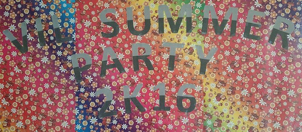 "Diskoteka ""VIL summer party 2K16"""