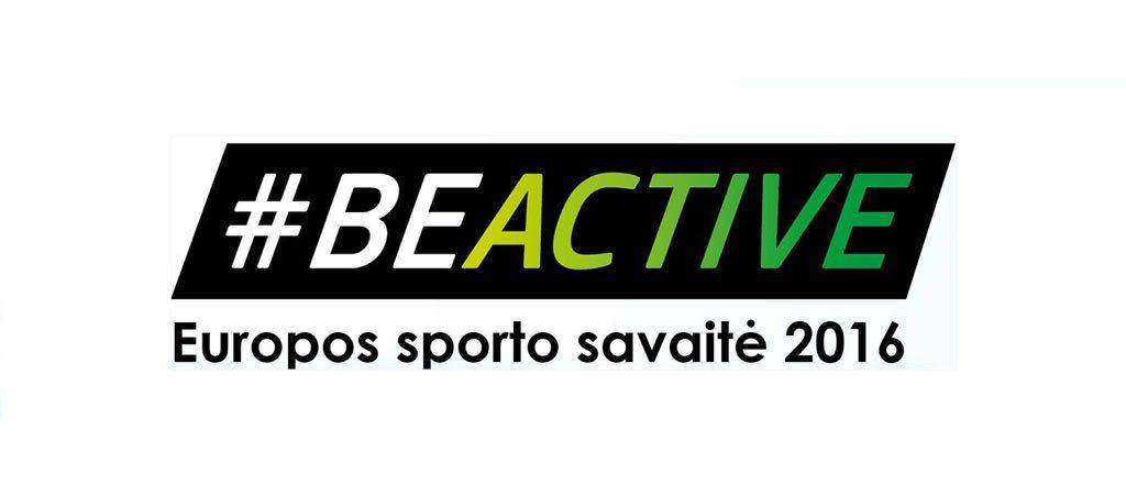 VGTU inžinerijos licėjus dalyvauja Europos sporto savaitės renginiuose