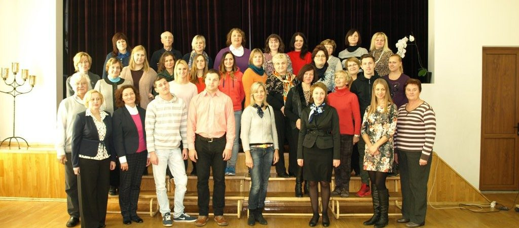 Svečiai iš Latvijos