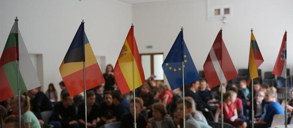 Europos dienai skirtas protų mūšis