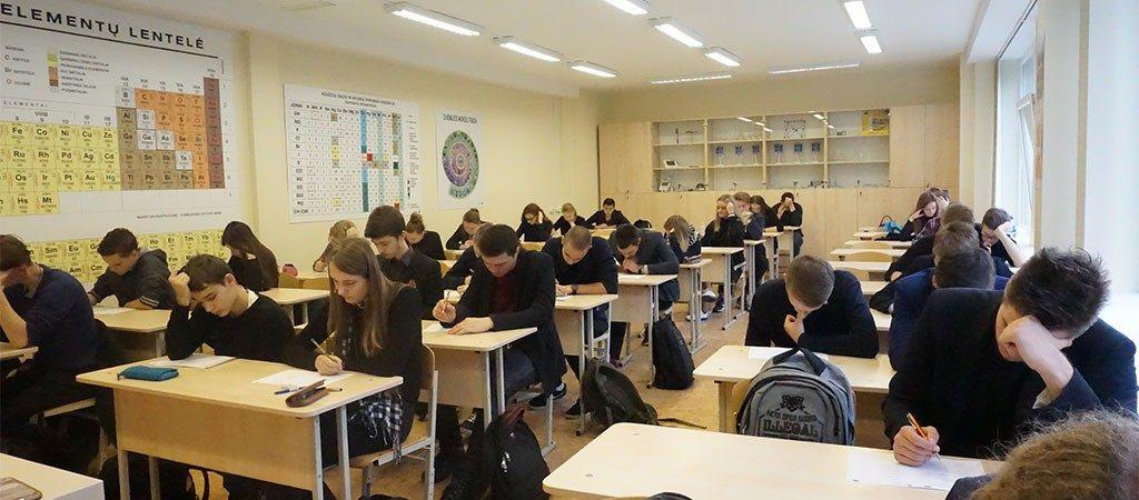 Jubiliejinis Konstitucijos egzaminas