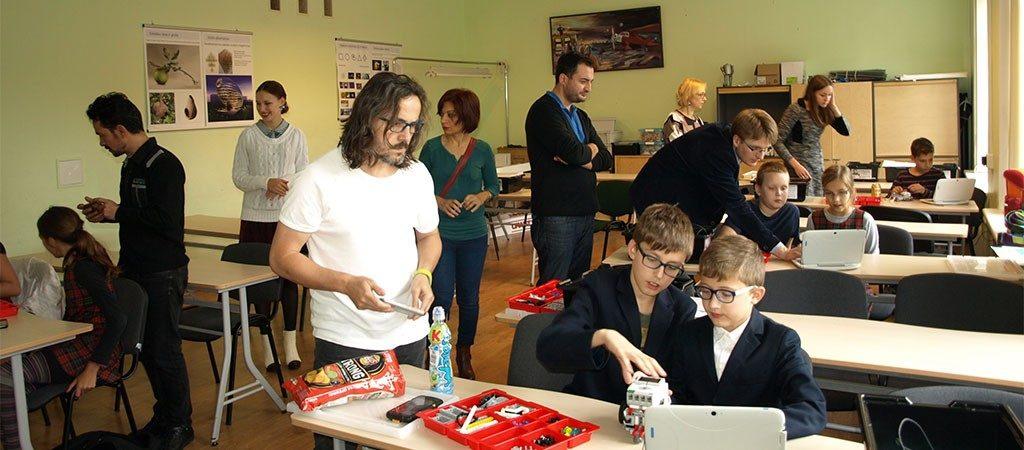 Licėjuje lankėsi svečiai iš Turkijos