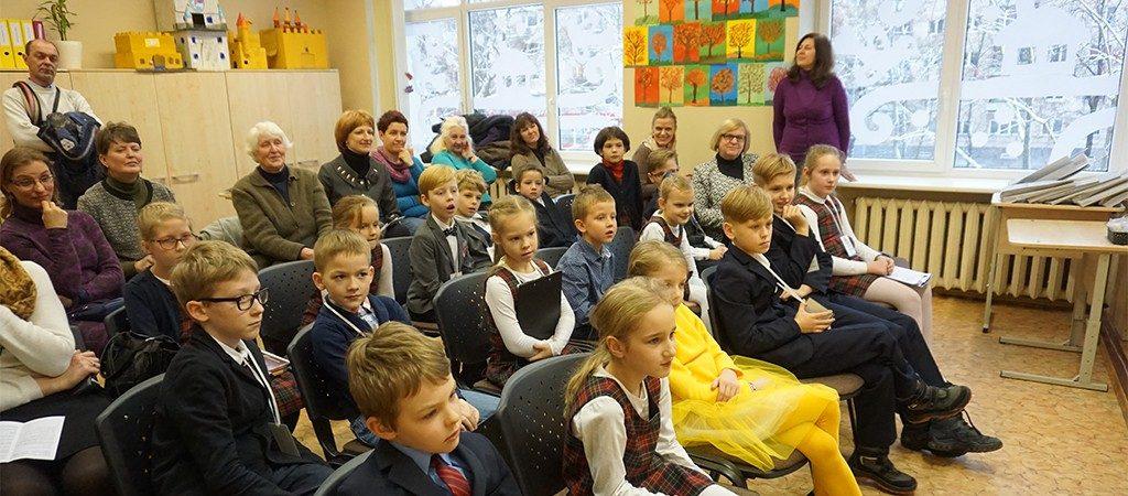 """Vilniaus miesto 1–4 klasių mokinių mokslinė konferencija """"Atradimai mano gyvenamojoje aplinkoje"""""""