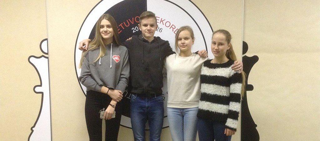 Sėkmė rusų (užsienio) kalbos olimpiadoje