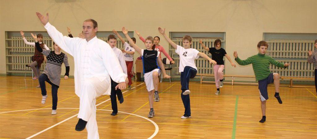 Kinų kultūra Vilniaus Mikalojaus Daukšos vidurinėje mokykloje
