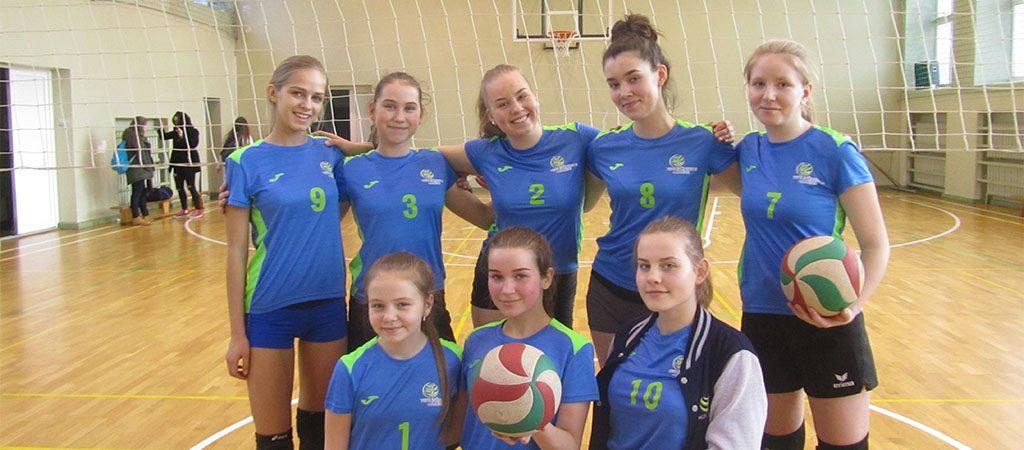 Prasidėjo merginų tinklinio čempionatas