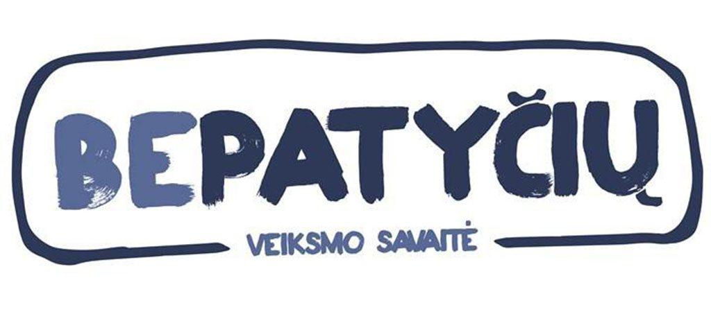 """Prasideda """"Veiksmo savaitės BE PATYČIŲ 2017"""" renginiai"""