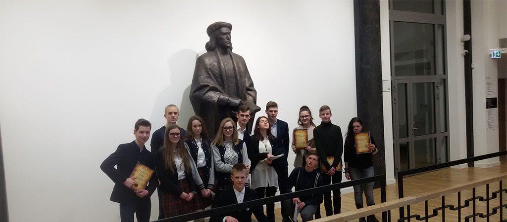 Įvyko trečiasis Lietuvos istorijos žinovo konkursas