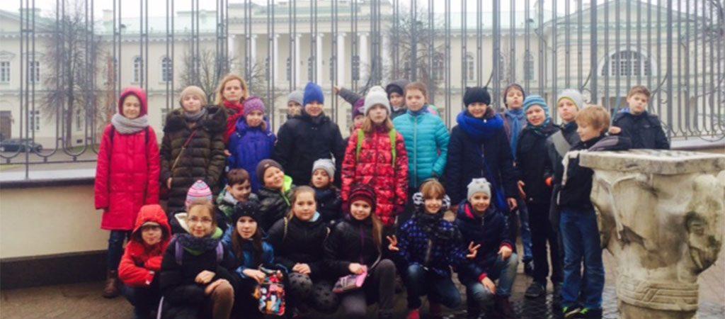 4a klasės mokiniai lankėsi Valstybės pažinimo centre