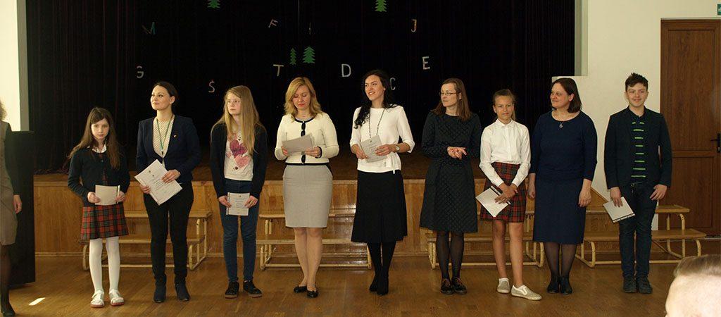 Lietuvių kalbos laureatų šventė