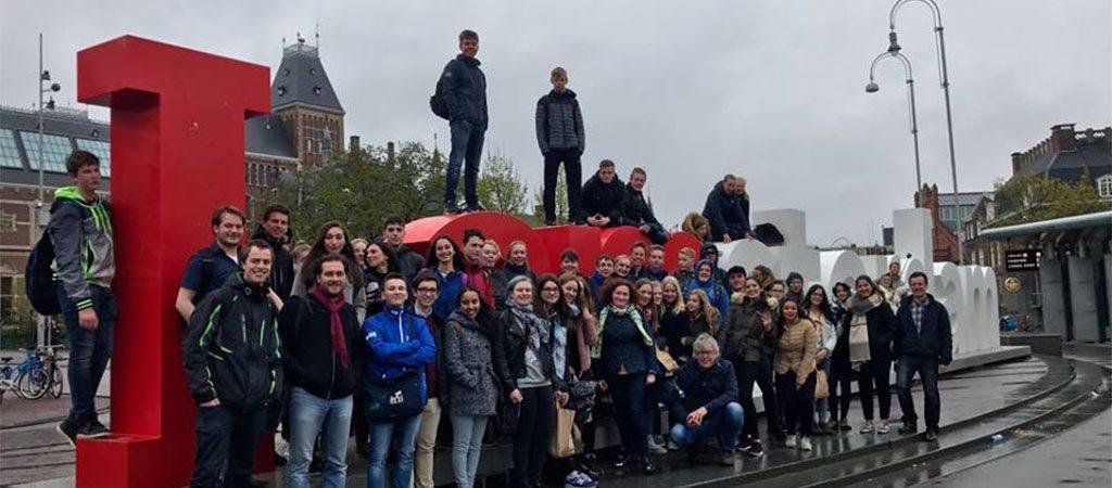 ERASMUS+ projekto mokymosi vizitas Olandijoje