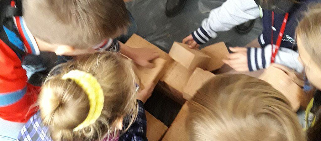 Penktokai lankėsi VGTU paskaitoje