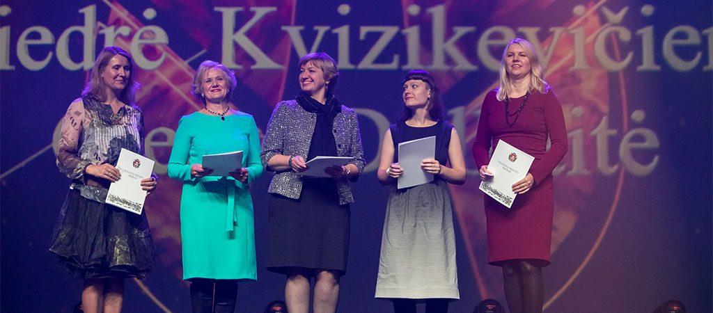Kristina Sagaidak nominuota visuomeniškiausia mokytoja