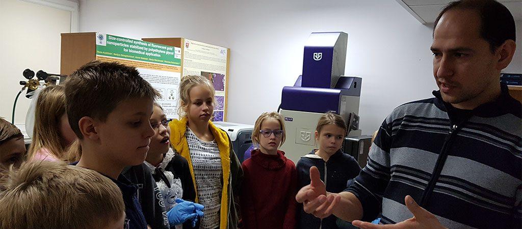 Penktokai lankėsi Nacionaliniame vėžio institute