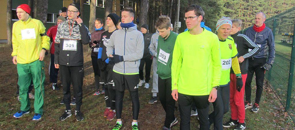 Antakalniečių kroso bėgimo varžybos