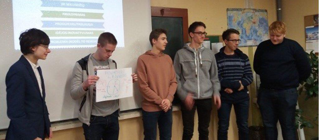 Netradicinės ISM universiteto studentų pamokos