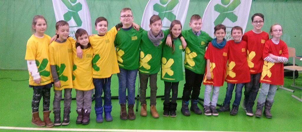 Trečia vieta Lietuvos mokyklų šachmatų varžybose
