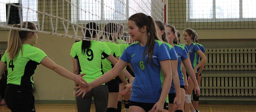 Mergaičių tinklinio čempionatas