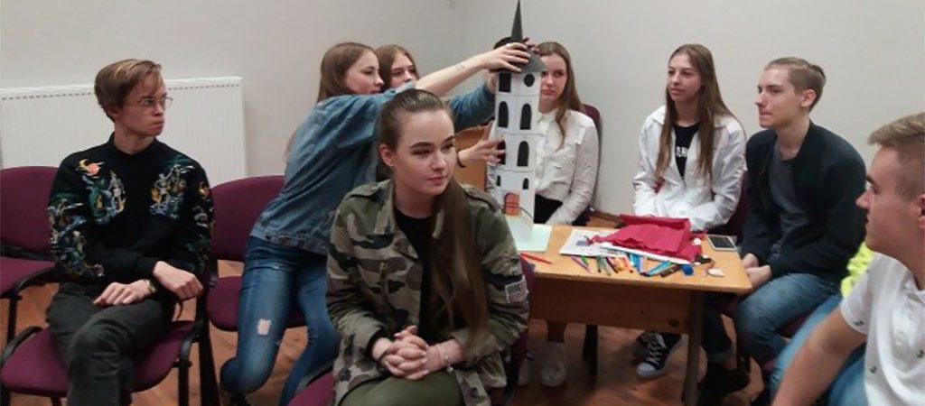"""Mokiniai dalyvavo renginyje """"Draugystės tiltai"""""""