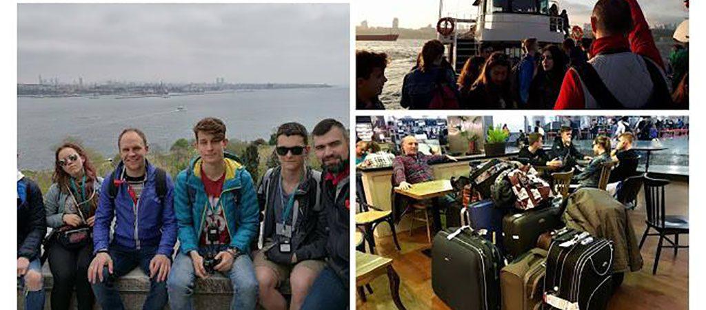 Portugalijos, Turkijos, Estijos, Latvijos, Olandijos ir Lietuvos, mokymosi vizitas