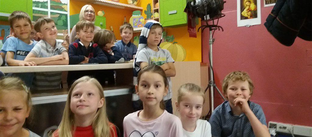 VGTU inžinerijos licėjaus pirmokų išvyka į Lietuvos nacionalinį radijo ir televizijos muziejų