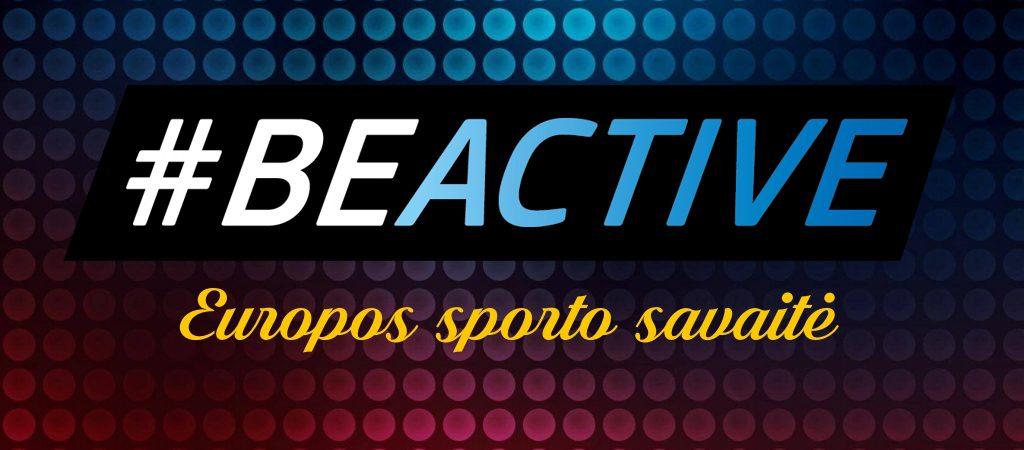 #BeActive – žaidžiame kvadratą
