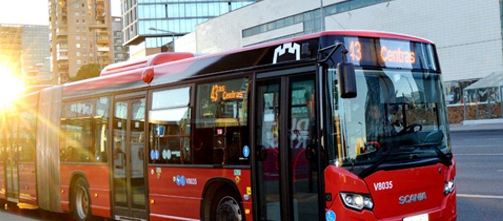 Kaip naudotis viešuoju transportu