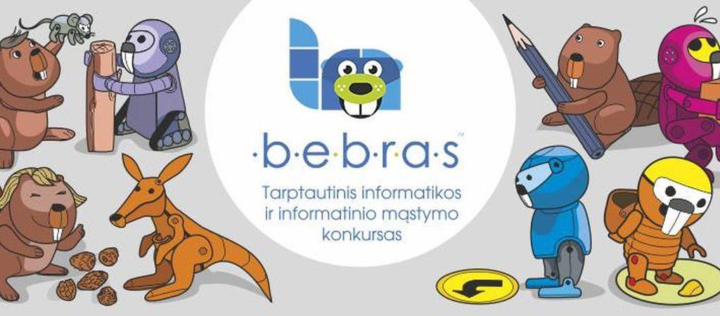 "Konkurso ""Bebras"" apdovanojimų ceremonija"
