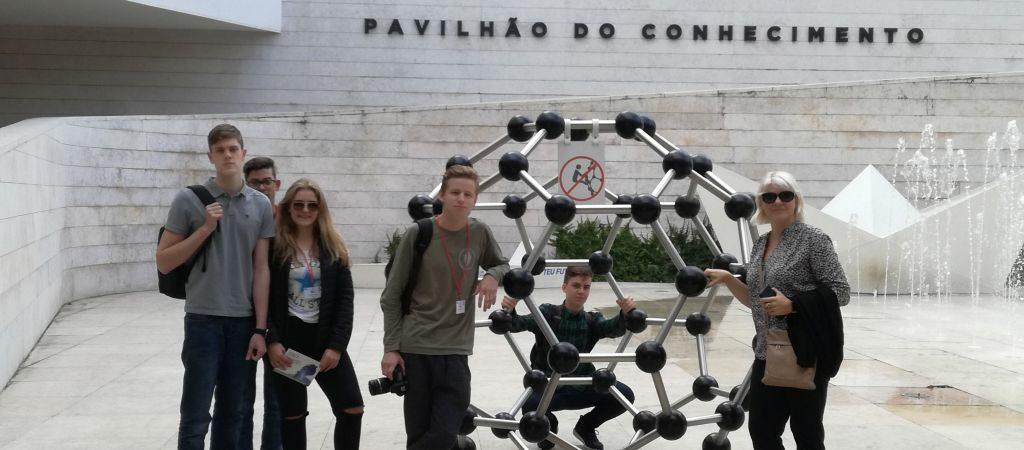 Mobilumo vizitas Portugalijoje