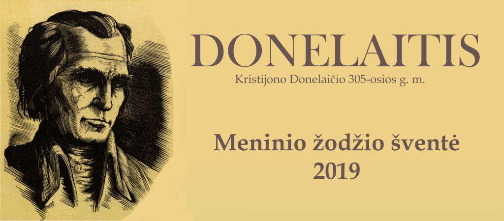 Meninio žodžio šventė 2019