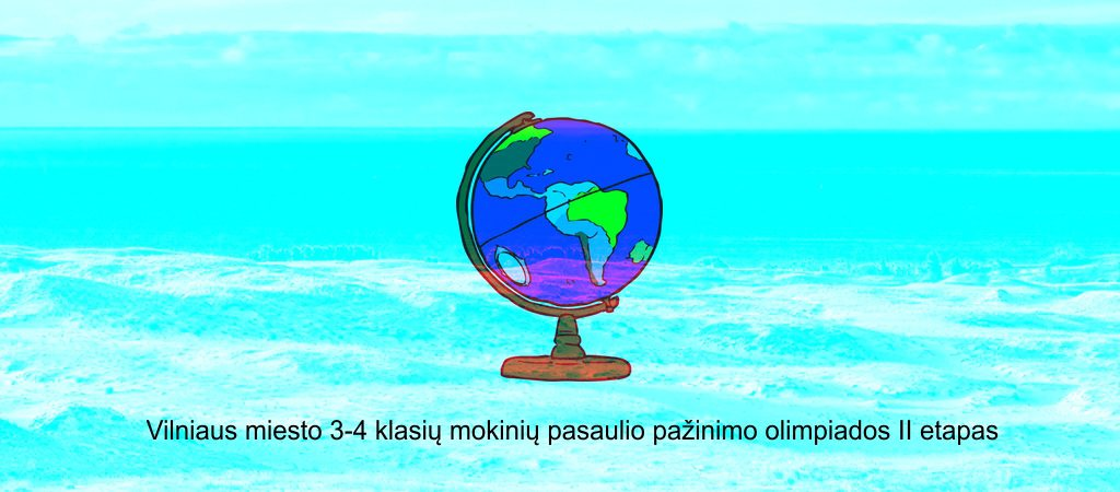 Licėjaus pradinukų sėkmė Vilniaus miesto 3-4 klasių mokinių pasaulio pažinimo olimpiadoje