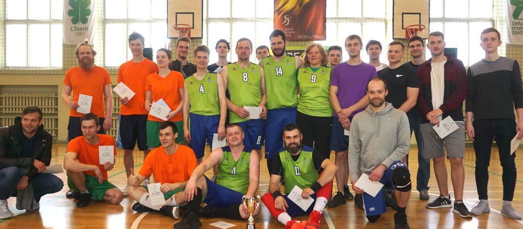 Krepšinio turnyras, skirtas mokytojo Andriaus Poručio atminimui