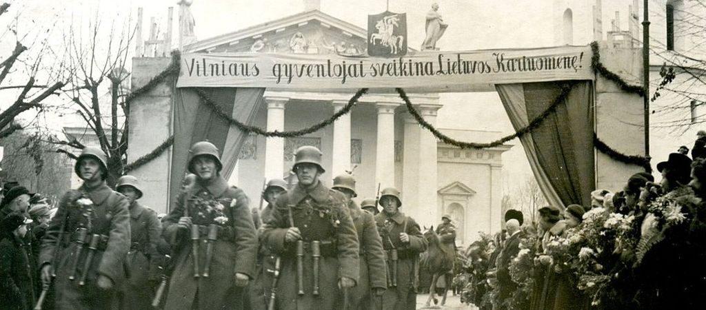 Vilniaus ir Vilniaus krašto atgavimo 80–osios metinės