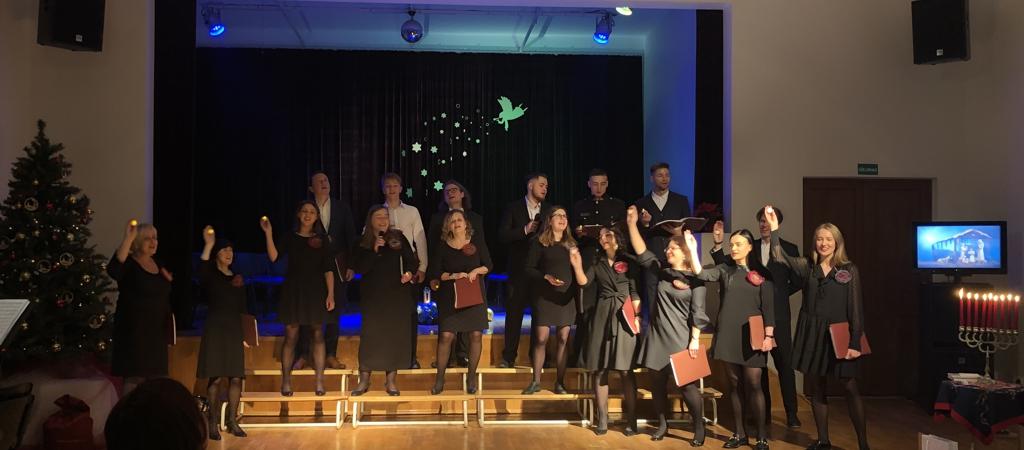 Kalėdinis bendruomenės vakaras