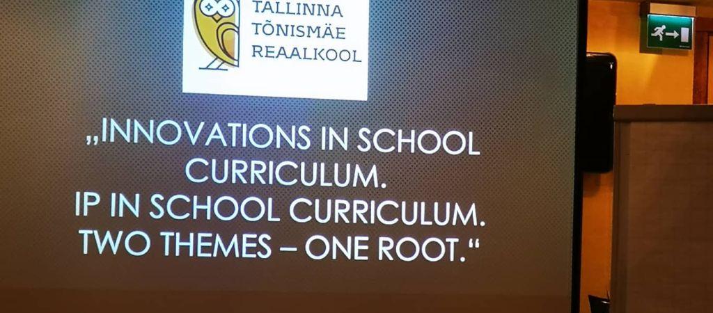 Licėjaus mokytojai Nordplius projekto mokymuose Estijoje