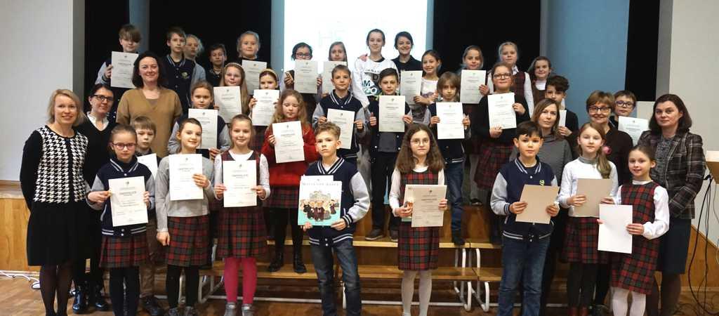 Anglų kalbos eilėraščių konkursas