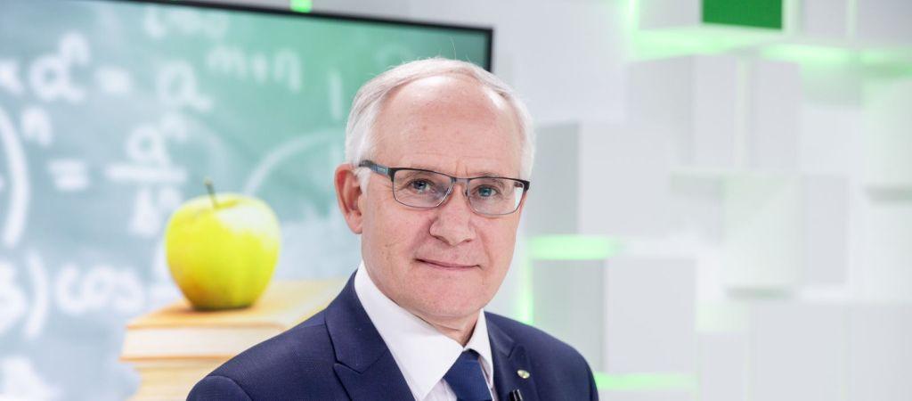 Ministro Algirdo Monkevičiaus sveikinimas abiturientams Paskutinio skambučio proga