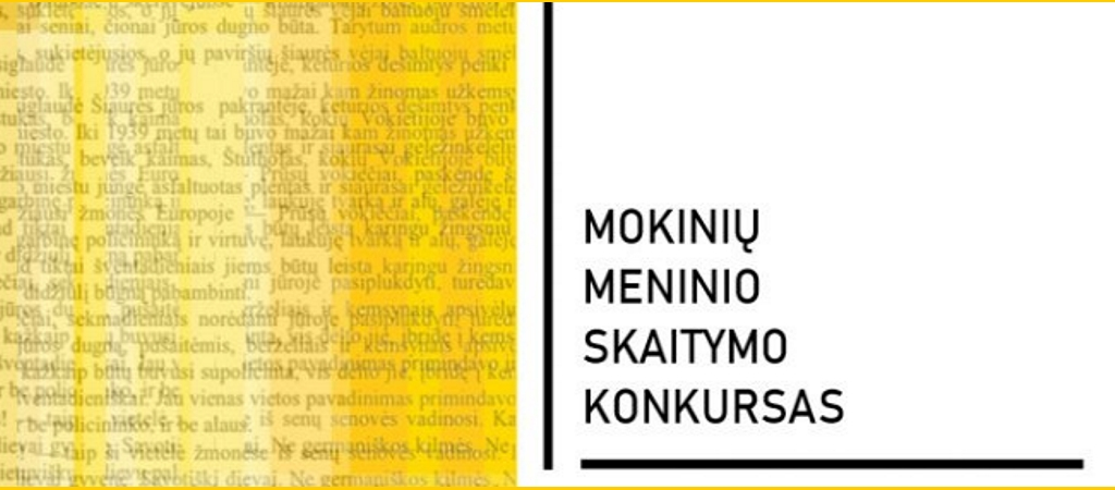 """IV b klasės mokinė Goda Ponomariovaitė – respublikinio mokinių meninio skaitymo  konkurso """"Tylios sienos, žodžių paliestos"""" laureatė"""