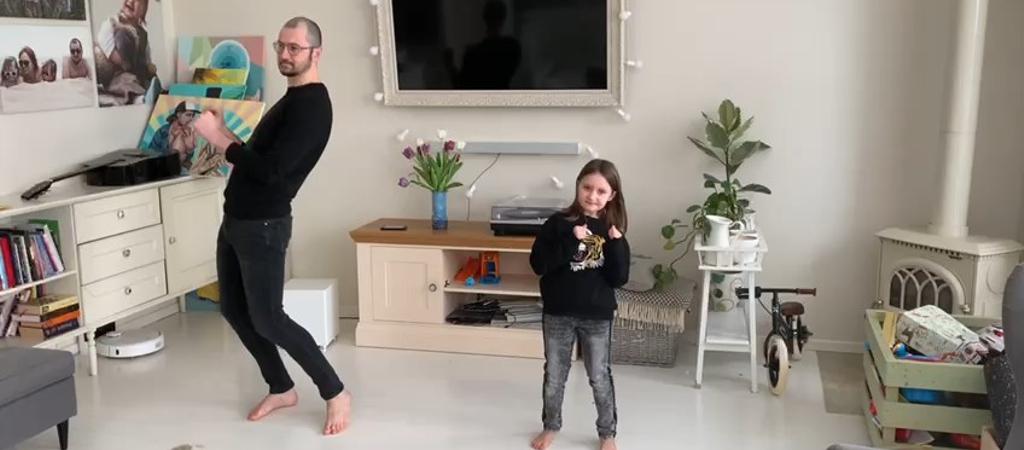 EKO šokio iššūkis!