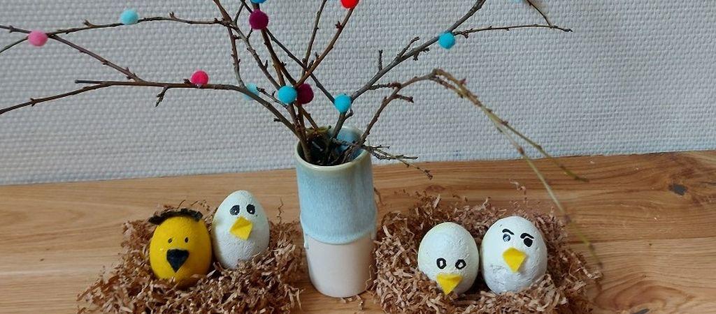 Belaukiant šventų Velykų!