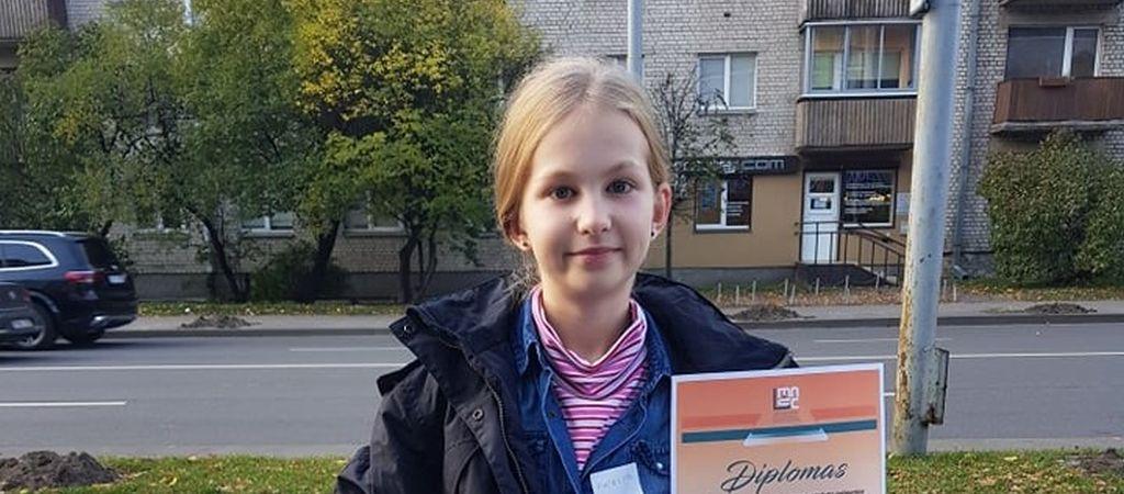 """Konkurso """"Lietuvos gamtininkas"""" prizininkai"""