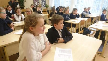 Skaitovų konkursas mokykloje (1)
