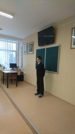 Skaitovų konkursas mokykloje (2)