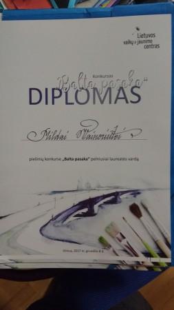 Mildos diplomas