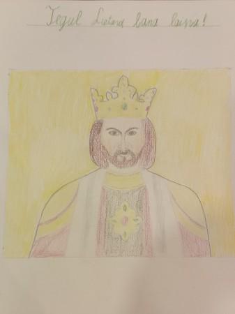 Aleksandro piešinys