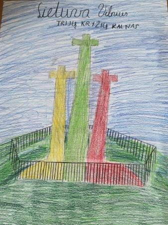 Beatričės piešinys