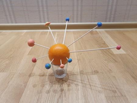 Saulės sistema  (2)