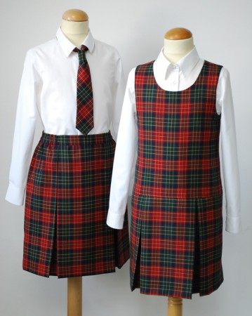 uniforma mergaites